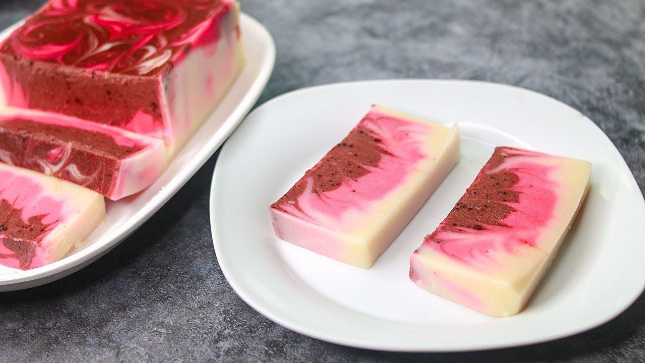 Super Soft Bread Pudding Agar Agar Bread Pudding Yummy Agar Agar Roti Tawar Youtube