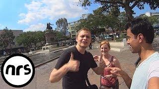 vlog98 - Touring downtown - San Salvador, El Salvador