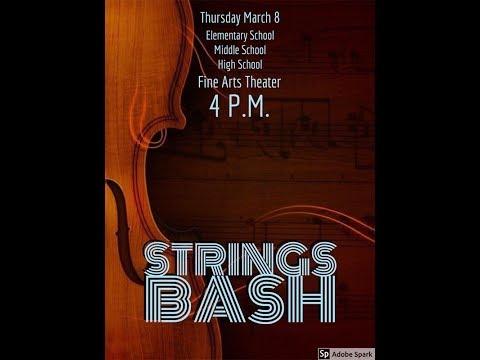 String Bash 2018