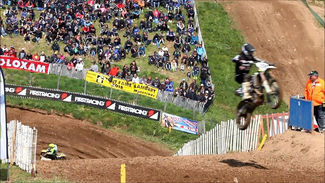 Photos et vidéo] Motocross : Romagné a encore frappé fort