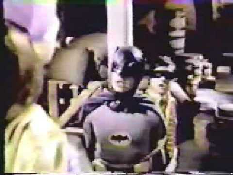1970's Batgirl Equal Pay Government Advert