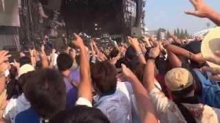Linkin Park 2013 Summer Sonic Osaka Japan - FAINT AND PAPERCUT- Full HD