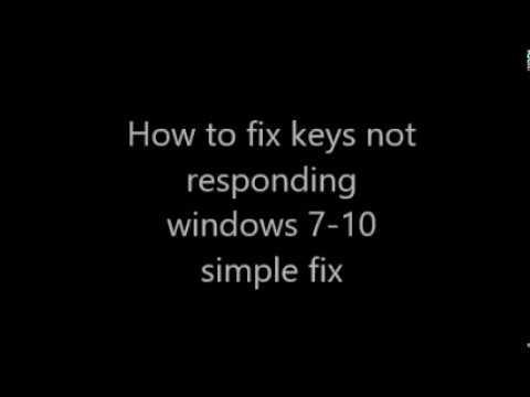 how to fix not responding