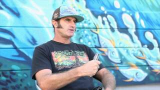 Drew Brophy talks about the Surf Lifestyle...