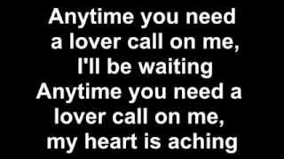 Jah Cure - Call on Me (Lyrics)