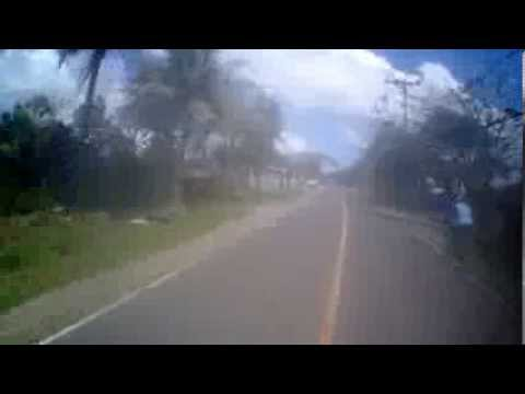 Tagaytay  to Palace in the Sky (helmet Cam)