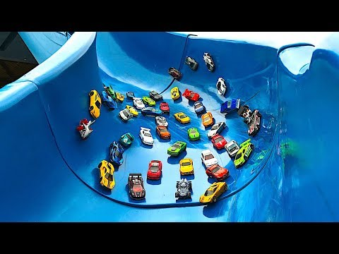HOT WHEELS SUPER SLIDE!!!