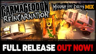 Carmageddon: Reincarnation Launch Trailer [MSP music mix]