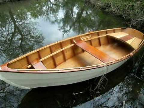 Lone Star 12 Rowboat - YouTube