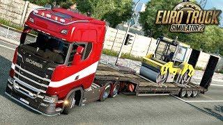 Powrót do Polski  - Euro Truck Simulator 2 | (#19)