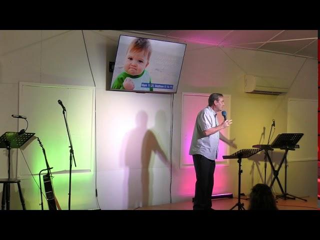 Ps Darin Browne - Forgiveness: Part 1 - The Power of Forgiveness