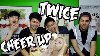 One of Fresh Baon's most viewed videos: TWICE - CHEER UP MV REACTION (FUNNY FANBOYS)