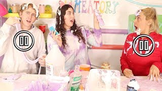 Download THE PAUSE CHALLENGE! MAKING SLIME  Slimeatory #545 Mp3 and Videos