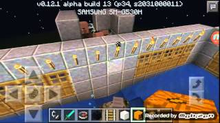 Iron Farm in MCPE 100% real and working!