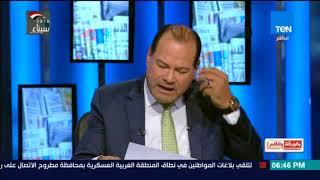 الديهي : ممدوح حمزة عايز يمسك المترو و أنا أعرض الامر على وزير النقل ونسيب الناس ترد عليه