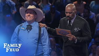 adam is awesome   family feud
