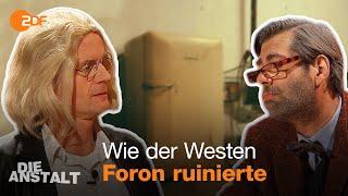 Treuhand sichert Arbeitsplätze, aber nicht in der DDR