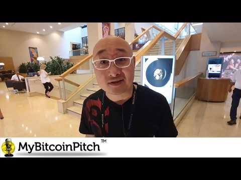 MyBitcoinPitch by Dunstan Teo (Sanctum Pte Ltd)