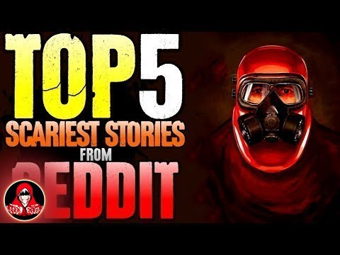 Top 5 Creepiest True Stories - December 2017