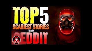 Top 5 Creepiest True Stories - December 2017 - Darkness Prevails