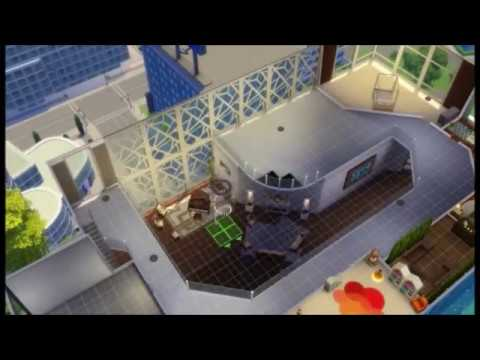 Penthouse - Speed Build The Sims 4