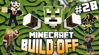 Minecraft Build Off #28 - DOOLHOF!