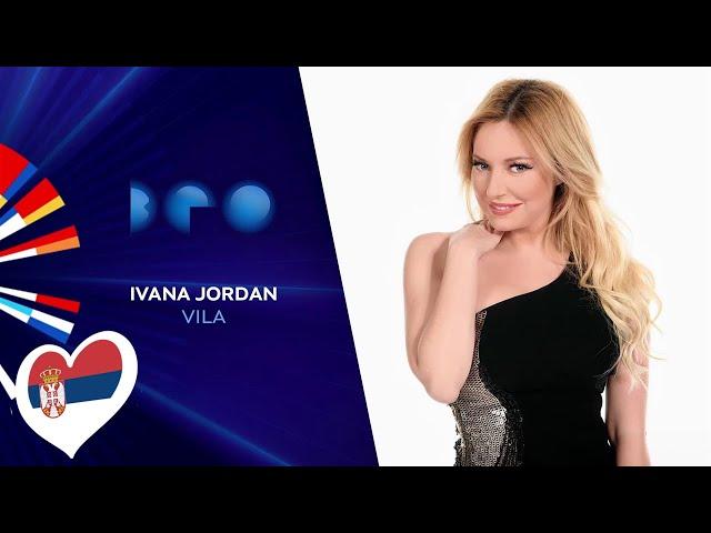 Ivana Jordan - Vila / Beovizija 2020