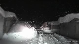 Уфа ,снежная.