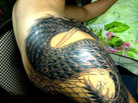 Cover up tattoo , ( Xăm nghệ thuật ) - dt 0943884444, 0904355252