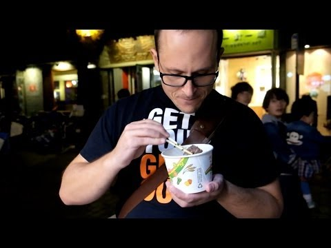 China VLOG #2 - Crazy food challenges