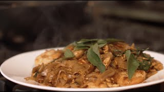 Drunken Noodles From Jet Tila