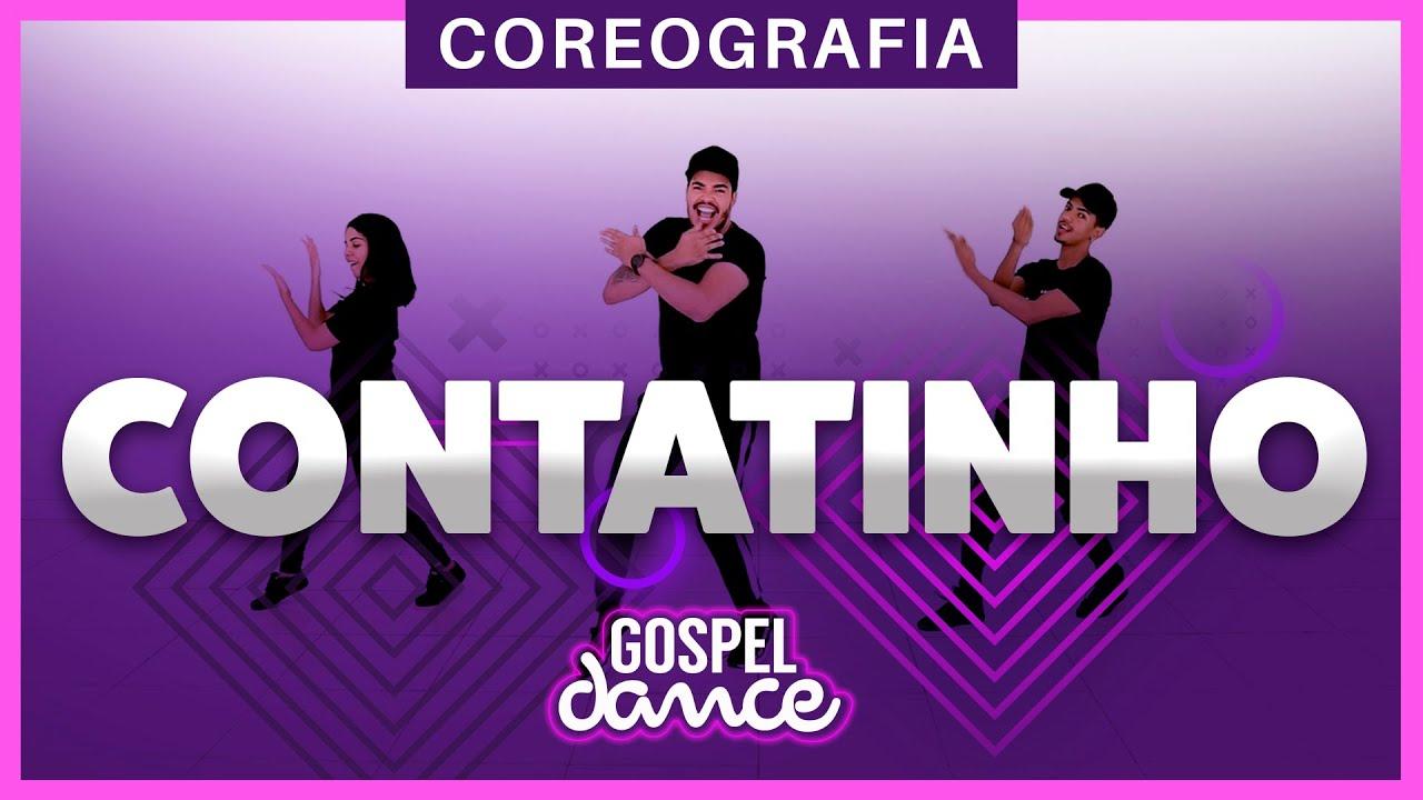 Gospel Dance - Contatinho (Funk Blessed) - Decão Renovado, Sabrina Andrade & Bruninho Music