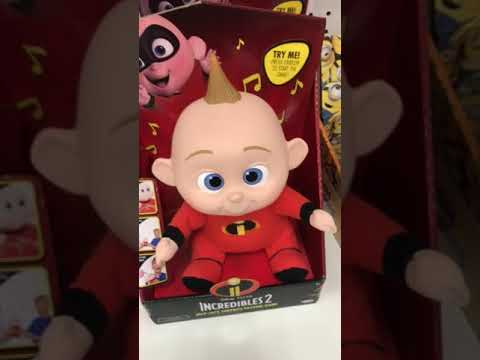 I Found Incredibles 2 Toys At Target Youtube