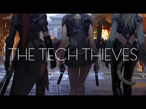 The Tech Thieves - Forget