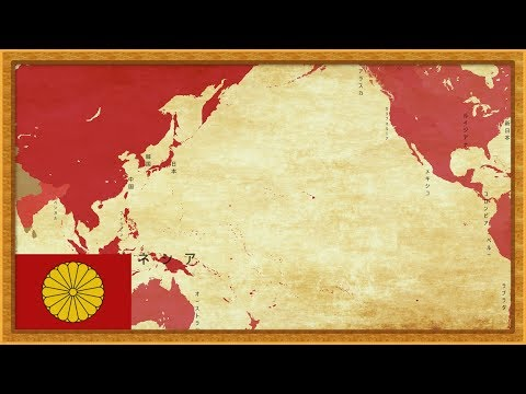 EUIV | Timelapse - Empire of Japan