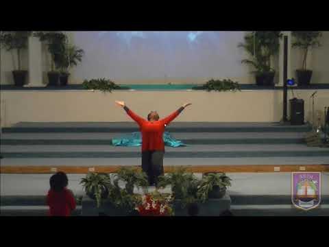 Worship Dance- Speak The Name- Koryn Hawthorne