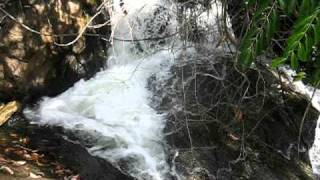Caldereiro Dionísio/MG - Cachoeira Rio Mombaça