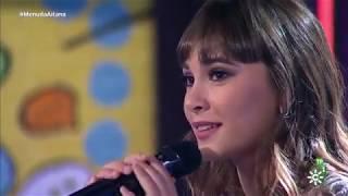"""Aitana Ocaña canta Teléfono en """"Menuda noche"""""""