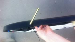 Подсветка ног на Hyundai ix 35 смотреть