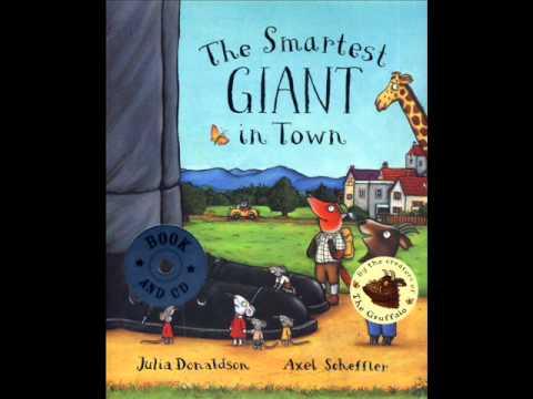 【書+CD】The Smartest Giant in Town 最炫的巨人