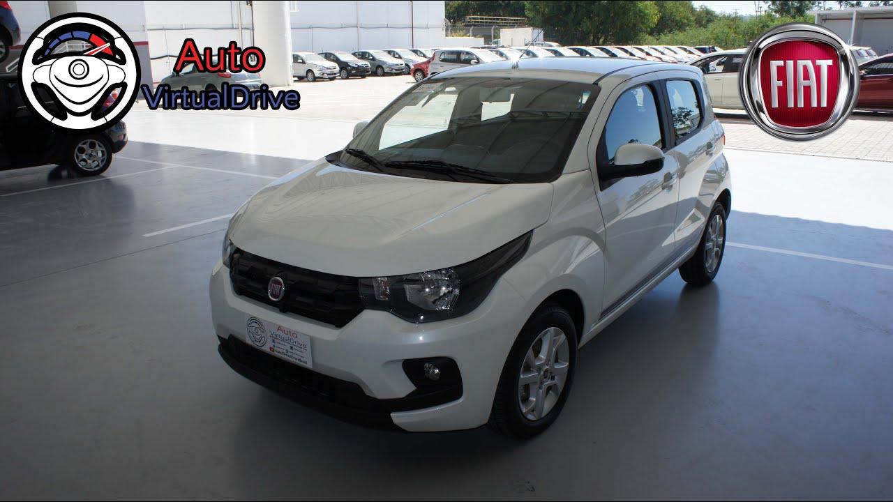 Avalia U00e7 U00e3o Fiat Mobi Like On - Autovirtualdrive