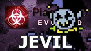 Plague Inc: Custom Scenarios - JEVIL