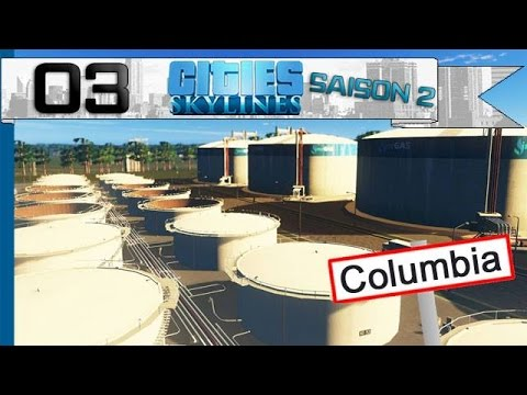 Cities: Skylines Saison 2 ! - 03 - Embellir les industries !