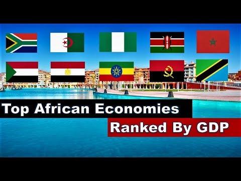 Top 10 Economies In Africa 2019