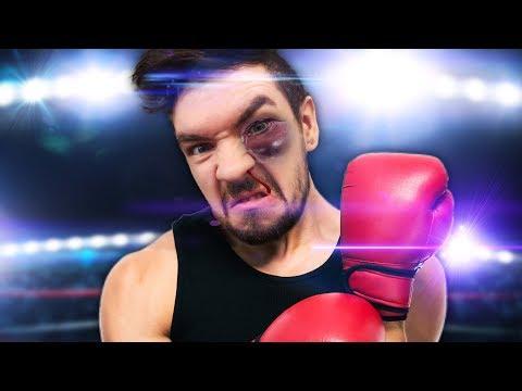 AGGRESSIVE POSITIVITY | Boxing Surgery Simulator