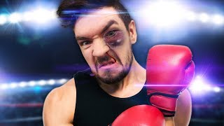 AGGRESSIVE POSITIVITY   Boxing Surgery Simulator