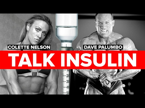 Insulin Applications in Bodybuilding with Colette Nelson