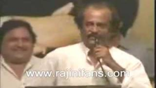 rajini sir super punch dialog