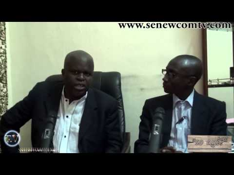 Dr Pape Amadou Ndiaye dans ''So ayé'' Émission politique Numéro 1
