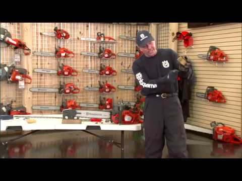 How to Maintain and Service Your Chainsaw | Husqvarna